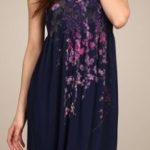 MRena Pear Blossom Print Dress