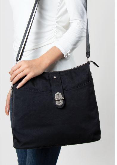 Noelle- Hobo Nylon Handbag