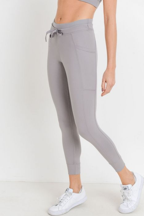 monob Capril Hyprid Leggings with Pkts