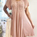 Wishlist Pink Button Down Dress