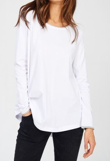 Wishlist Spandex Long Sleeve Tee