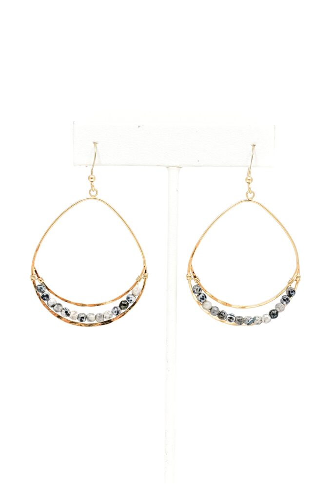 Mygirlinla Jillian Earrings