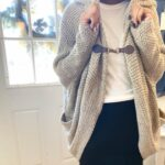 Noelle Bumble Knit Sweater 4