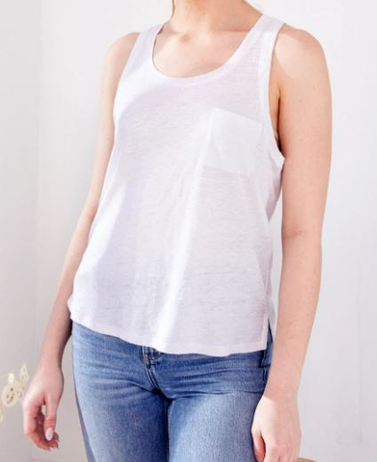 Thread and supply annabelle tank front