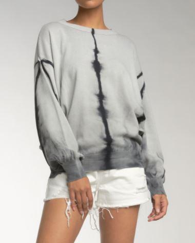 elan sweater crew neck close